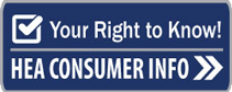 Your Right to Know! HEA CONSUMER INFO