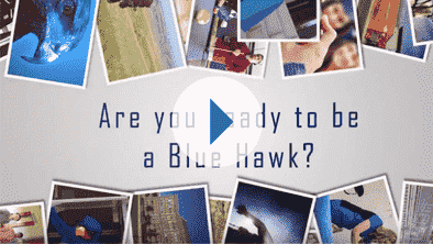 Are you ready to be a Blue Hawk Video