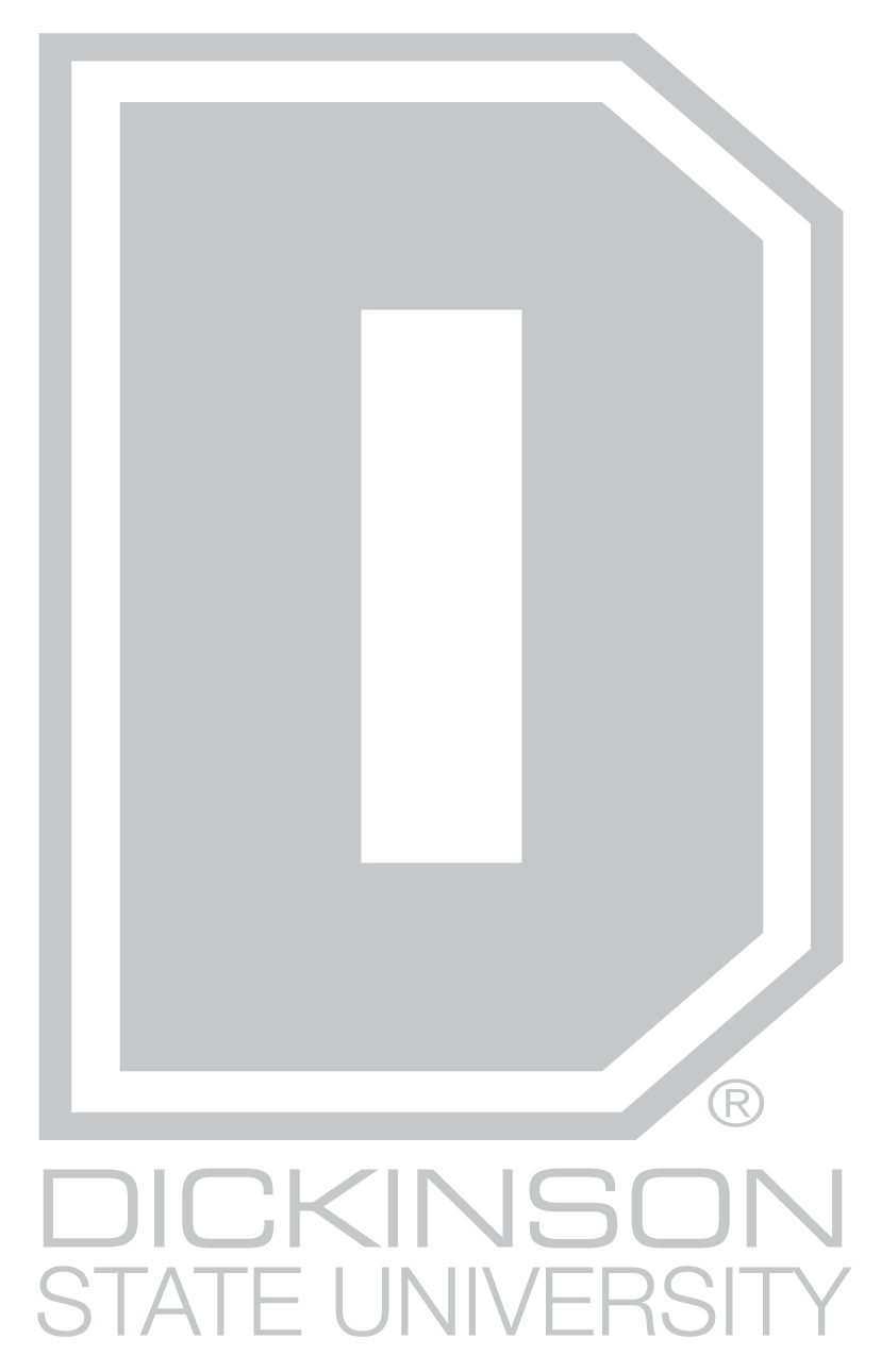 Logo Vertical Gray and White